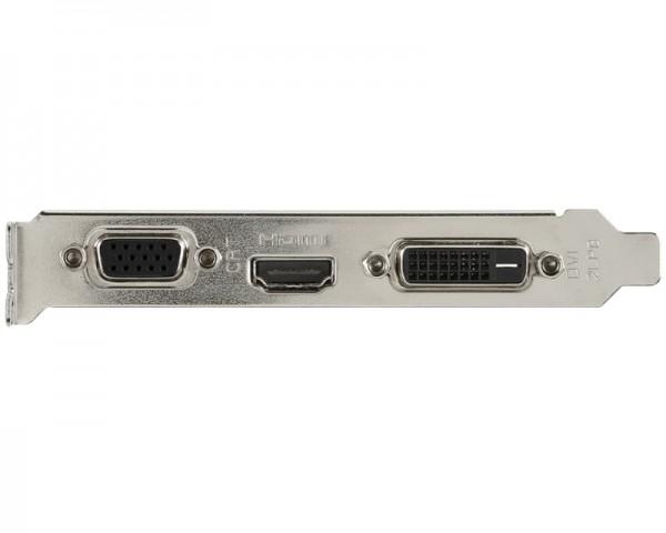 MSI nVidia GeForce GT 710 2GB 64bit GT 710 2GD3 LP