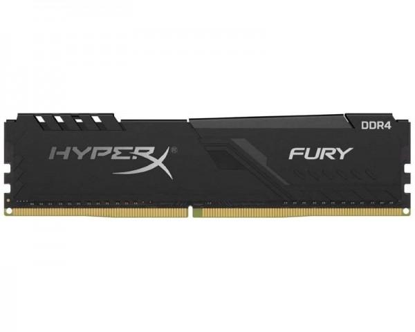KINGSTON DIMM DDR4 4GB 2400MHz HX424C15FB34 HyperX Fury Black