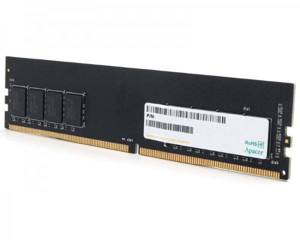 APACER DIMM DDR4 4GB RP 2666-19 512x8 EL.04G2V.KNH
