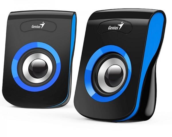GENIUS SP-Q180 plavi zvučnici