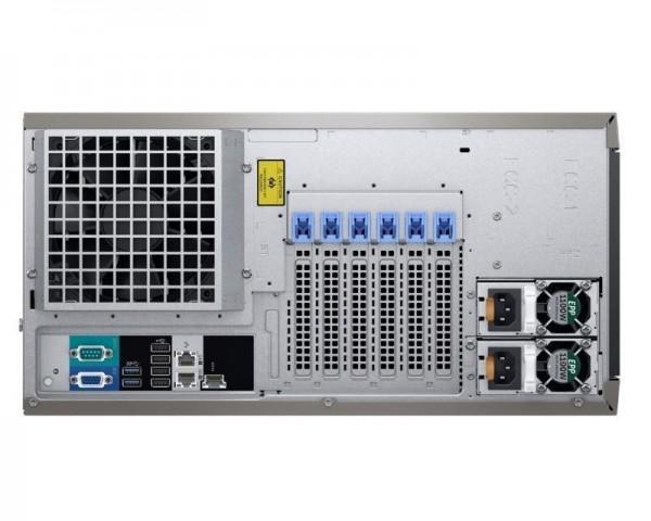 DELL PowerEdge T440 Xeon Silver 4208 8C 1x16GB H330 600GB SAS 750W (1+1) 3yr NBD