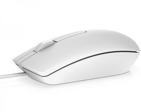 DELL MS116 USB Optical beli miš