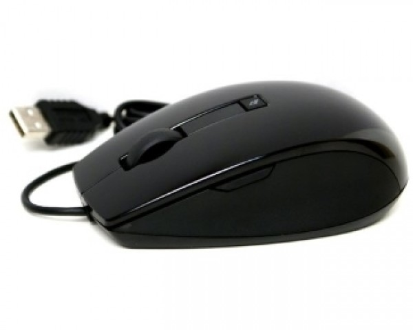 DELL Laser Scroll USB 6 buttons crni