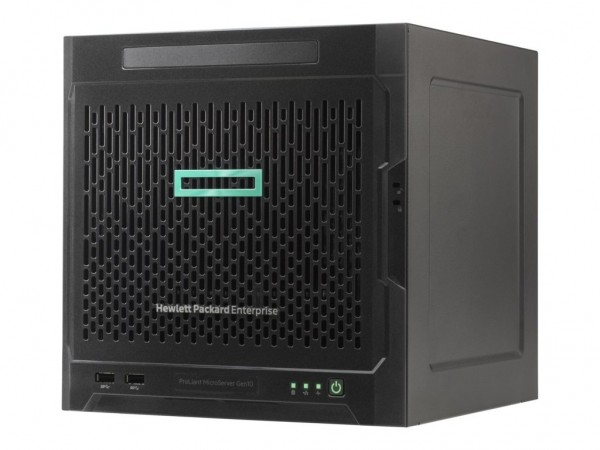HPE MicroServer Gen10 AMD Opteron 4C X3421 8GB 4 LFF NHP NoHDD NoODD 200W Ultra Micro Tower (1-1-1)' ( 'P04923-421' )