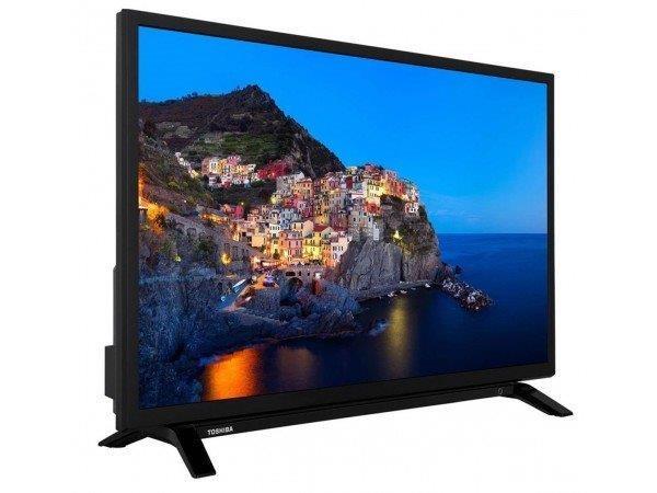 Toshiba 32WL1A63DG LED TV 32''HD Ready, DVB-T2, black, Two-pole stand' ( '32WL1A63DG' )
