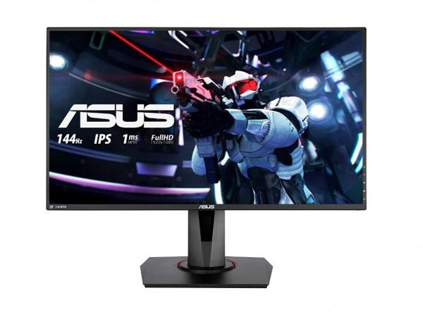 Asus LCD 27'' VG279Q IPS, FullHD, 1ms, 144Hz, HDMI, DP, DVI, Pivot, Swivel, HA, Gaming, zvučnici' ( '90LM04G0-B01370' )