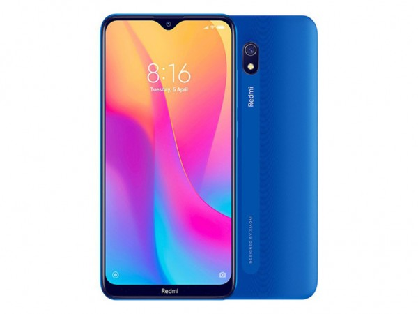 Xiaomi Redmi 8A 32GB Ocean Blue' ( 'MZB8753ID' )