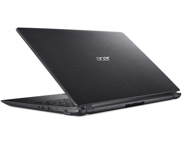 ACER Aspire A315-51-52N1 15.6'' FHD Intel Core i5-7200U 2.5GHz (3.1GHz) 4GB 1TB crni