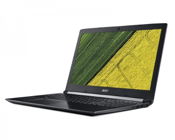 ACER Aspire A515-51G-366V 15.6'' FHD Intel Core i3-6006U Dual-core 2.0GHz 4GB 1TB GeForce MX130 2GB crni
