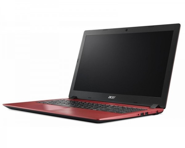 ACER Aspire A315-31-C8QB 15.6'' Intel N3450 Quad Core 1.1GHz (2.20GHz) 4GB 500GB crveni