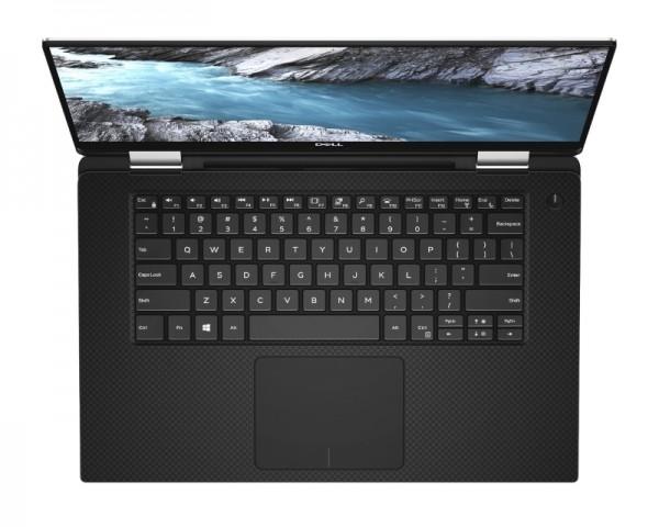DELL XPS 15 (9575) 2-u-1 15.6'' 4K Ultra HD Touch Intel Core i7-8705G 3.1GHz (4.1GHz) 16GB 512GB SSD AMD Radeon RX Vega 870 4GB Backlit sreb