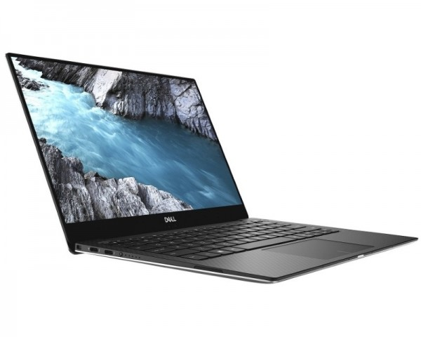 DELL XPS 13 (9370) 13.3'' FHD Intel Core i5-8250U 1.6GHz (3.4GHz) 8GB 256GB SSD Windows 10 Professional 64bit srebrni 5Y5B