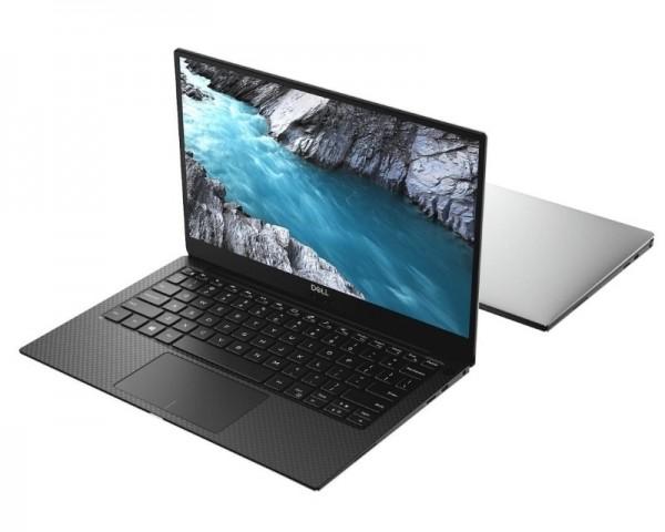 DELL XPS 13 (9370) 13.3'' FHD Intel Core i5-8250U 1.6GHz (3.4GHz) 8GB 256GB SSD Windows 10 Professional 64bit srebrni 5Y5B