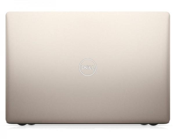 DELL Inspiron 15 (5570) 15.6'' FHD Intel Core i5-8250U 1.6GHz (3.4GHz) 4GB 1TB AMD Radeon 530 2GB Backlit ODD Rose Gold Ubuntu 5Y5B