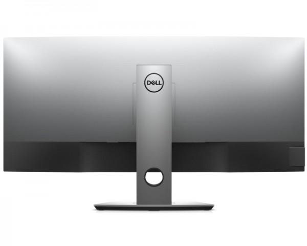 DELL 37.5'' U3818DW UltraSharp zakrivljeni WQHD+ Ultra Wide IPS LED monitor
