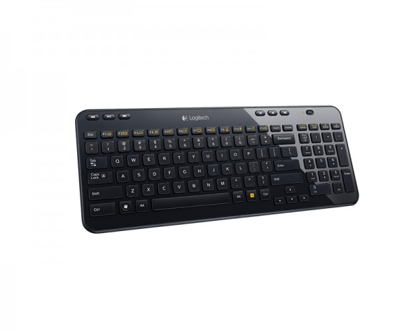 LOGITECH K360 Wireless USB US tastatura
