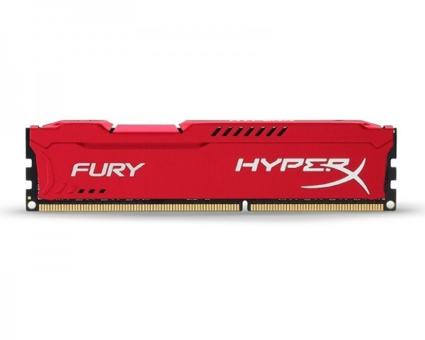 KINGSTON DIMM DDR4 8GB 2933MHz HX429C17FR28 HyperX Fury Red