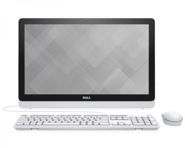 DELL Inspiron 22 (3264) 21.5'' FHD Core i3-7100U 2-Core 2.4GHz 4GB 1TB GeForce MX110 2GB ODD Windows 10 Home 64bit beli + tastatura + miš