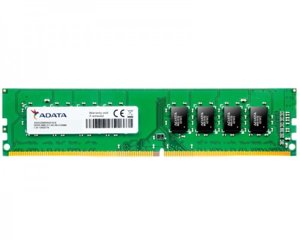A-DATA DIMM DDR4 4GB 2666MHz AD4U2666J4G19-S