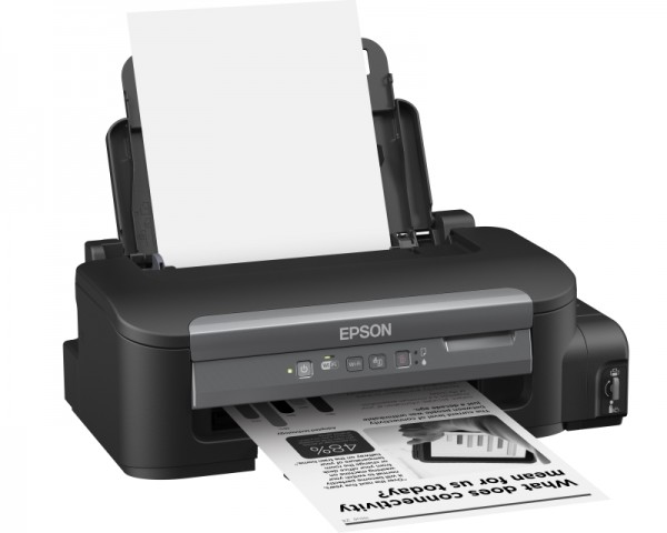 EPSON WorkForce M105 EcoTank ITS wireless inkjet crno-beli štampač