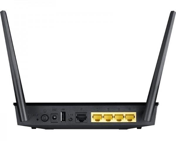 ASUS RT-AC51U Wireless AC750 Dual Band ruter