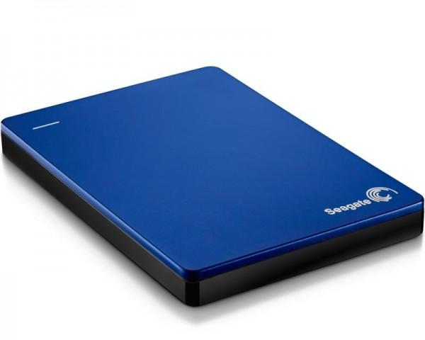 SEAGATE Backup Plus Slim 2TB 2.5'' plavi eksterni hard disk STDR2000202