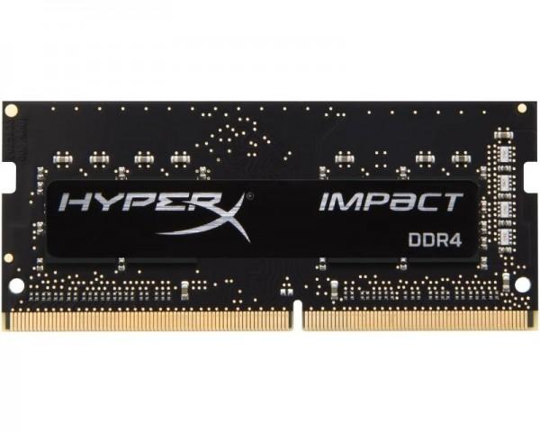 KINGSTON SODIMM DDR4 8GB 2400MHz HX424S14IB28 HyperX Impact