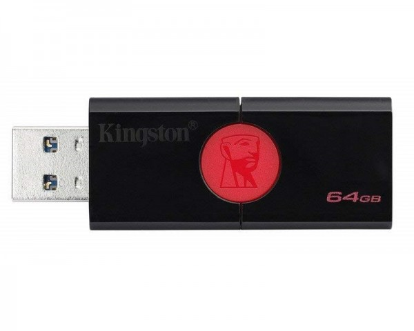 KINGSTON 64GB DataTraveler USB 3.1 flash DT10664GB