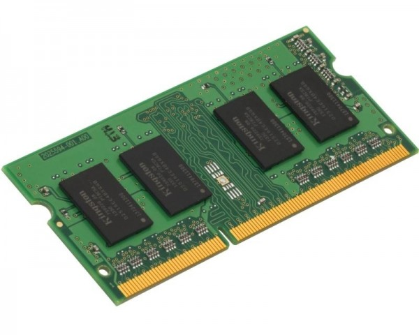 KINGSTON SODIMM DDR4 8GB 2400MHz KVR24S17S88