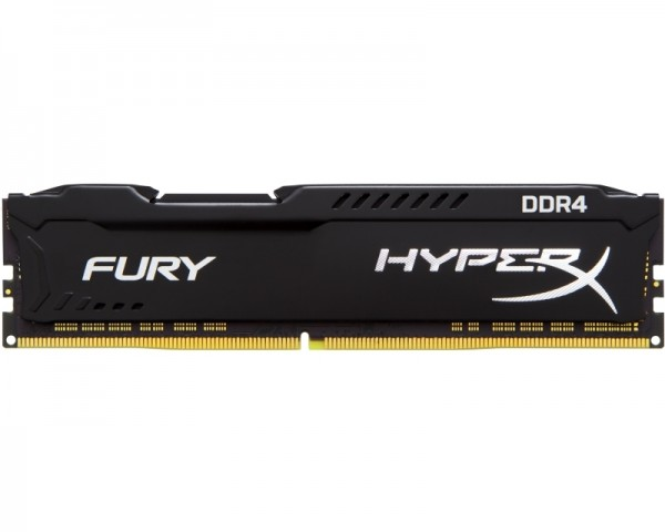 KINGSTON DIMM DDR4 8GB 2400MHz HX424C15FB28 HyperX Fury Black