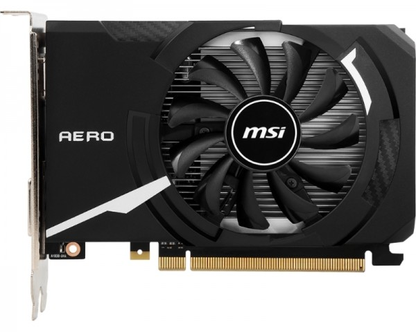 MSI nVidia GeForce GT 1030 2GB 64bit GT 1030 AERO ITX 2GD4 OC