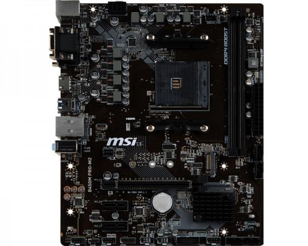 MSI B450M PRO-M2