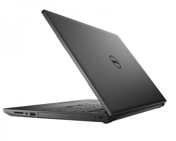 DELL Inspiron 15 (3567) 15.6'' Intel Core i3-6006U 2.0GHz 4GB 128GB SSD 4-cell ODD crni Ubuntu 5Y5B