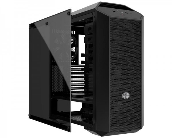 COOLER MASTER MasterCase 5 & MasterCase 6 Tempered Glass Side Panel (MCA-0005-KGW00)