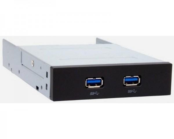 CHIEFTEC MUB-3002 3.5'' 2xUSB 3.0 Front Panel