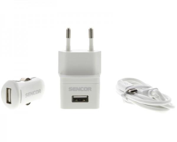 SENCOR USB Kit SCO 515-000WH
