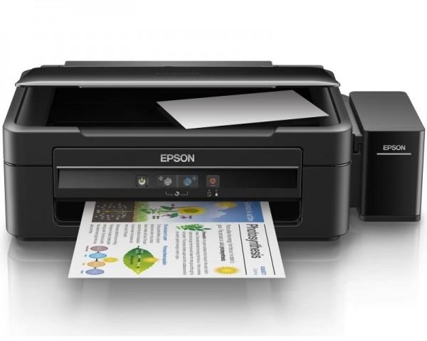 EPSON L382 ITSciss multifunkcijski PROMO inkjet štampač