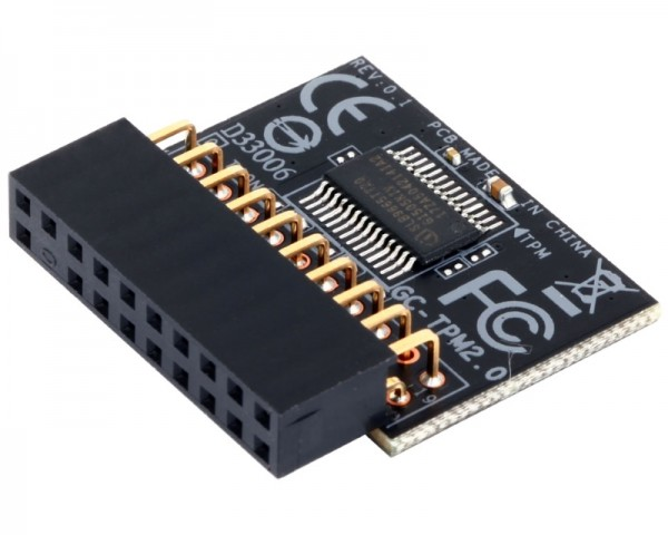 GIGABYTE GC-TPM Trusted Platform Module rev.2.0