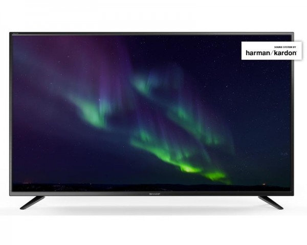 SHARP 55'' LC-55CUG8062E Smart 4K Ultra HD digital LED TV