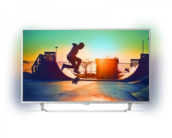 PHILIPS 49'' 49PUS641212 Smart LED 4K Ultra HD Android Ambilight digital LCD TV $