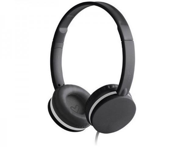 ENERGY SISTEM Energy Colors Black slušalice sa mikrofonom