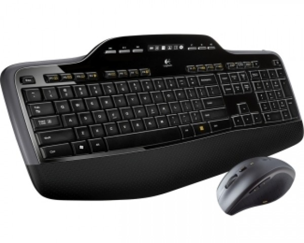 LOGITECH MK710 Wireless Desktop US tastatura + miš Retail