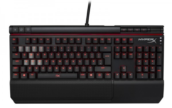 KINGSTON HX-KB2RD1-USR2 HyperX Elite Mechanical Gaming tastatura