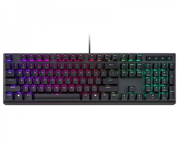 COOLER MASTER CM MasterKeys MK750 Gaming blue switch tastatura (MK-750-GKCL2-US)