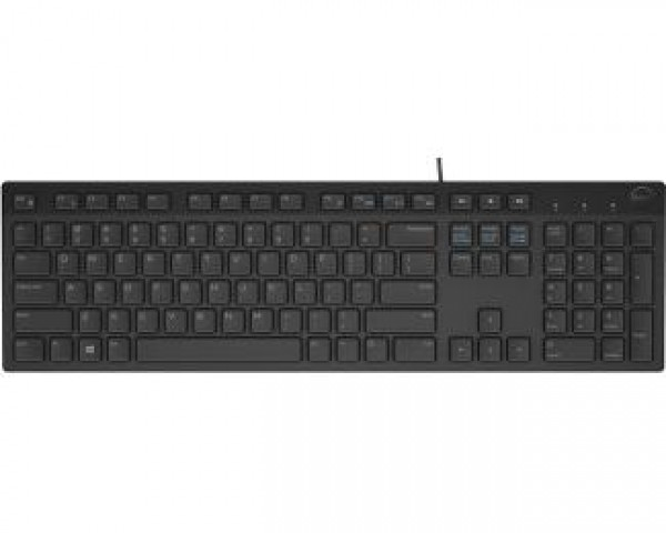 DELL Multimedia KB216 USB US crna
