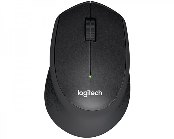 LOGITECH M330 Silent Plus Wireless crni miš