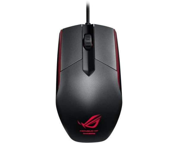 ASUS ROG Sica Gaming Optical USB crni miš