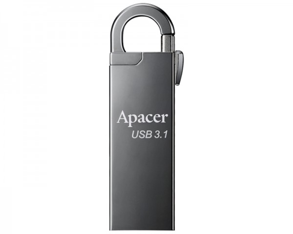 APACER 64GB AH15A USB 3.1 flash sivi