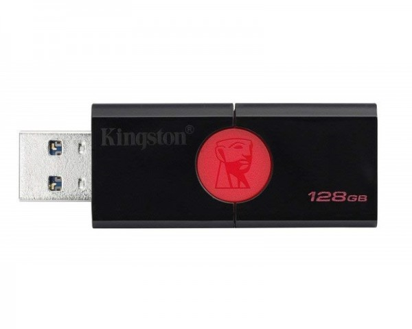KINGSTON 128GB DataTraveler USB 3.1 flash DT106128GB