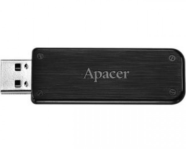APACER 64GB AH325 USB 2.0 flash crni